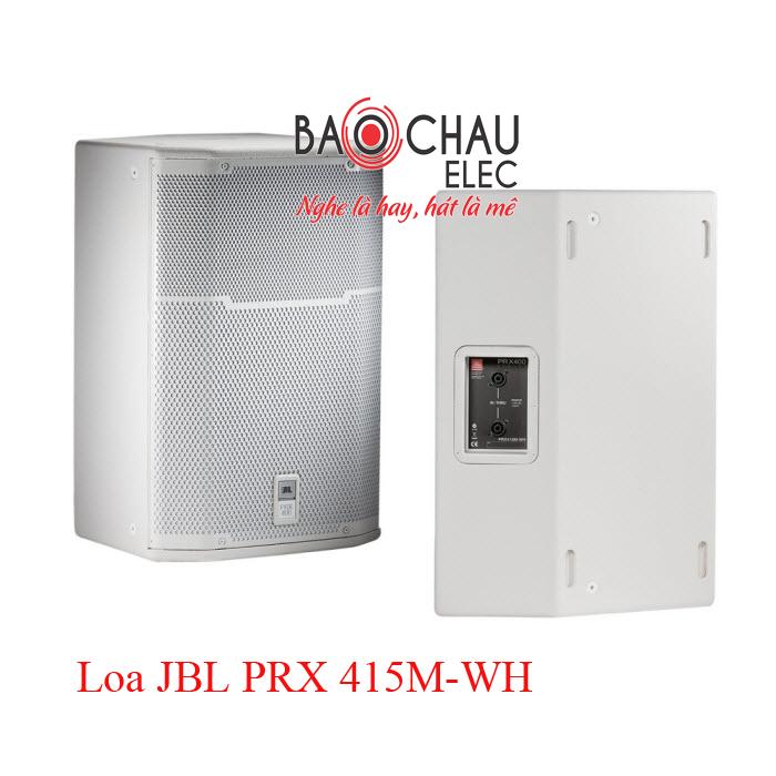 loa sân khấu JBL PRX 415M-WH công suất bùng nổ, giá rẻ nhất