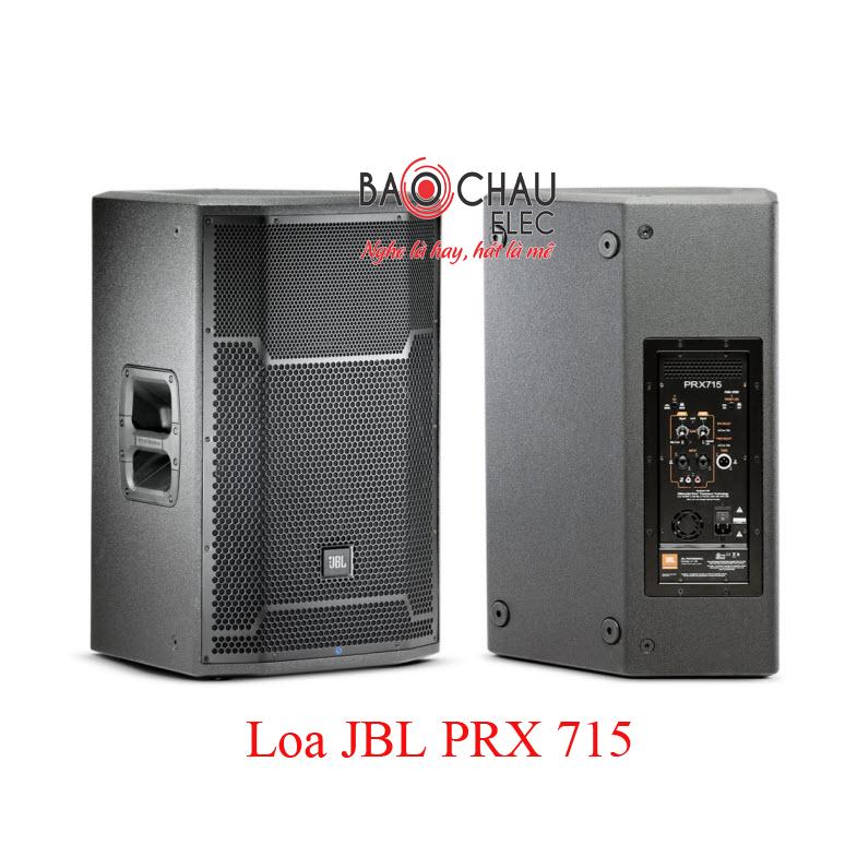 Loa sân khấu JBL PRX 715 âm thanh bùng nổ, giá rẻ nhất thị trường