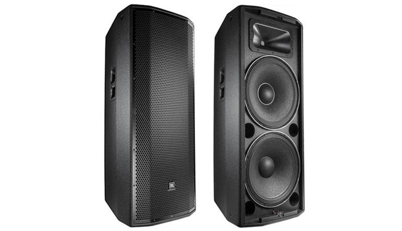 Loa JBL PRX 825W cho âm thanh cực kỳ mạnh mẽ
