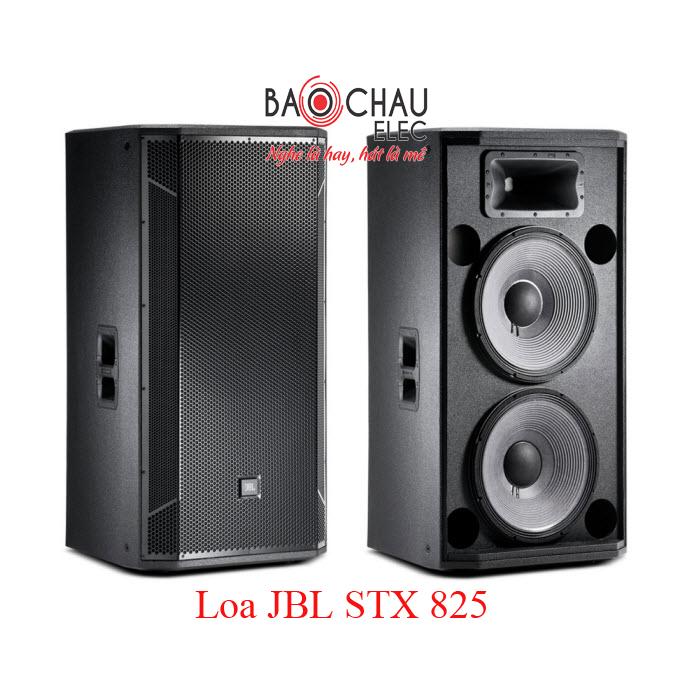 loa sub JBL STX 825 âm thanh mạnh mẽ, giá rẻ nhất thị trường
