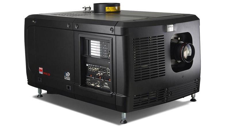 máy chiếu Barco DP4K-32B hiện đại, dễ dàng lắp đặt
