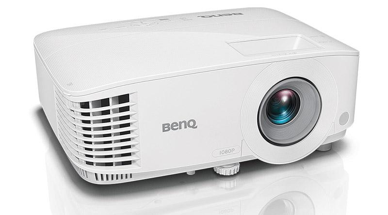 Máy chiếu BenQ MH550 đô sáng cao, hình ảnh rõ nét