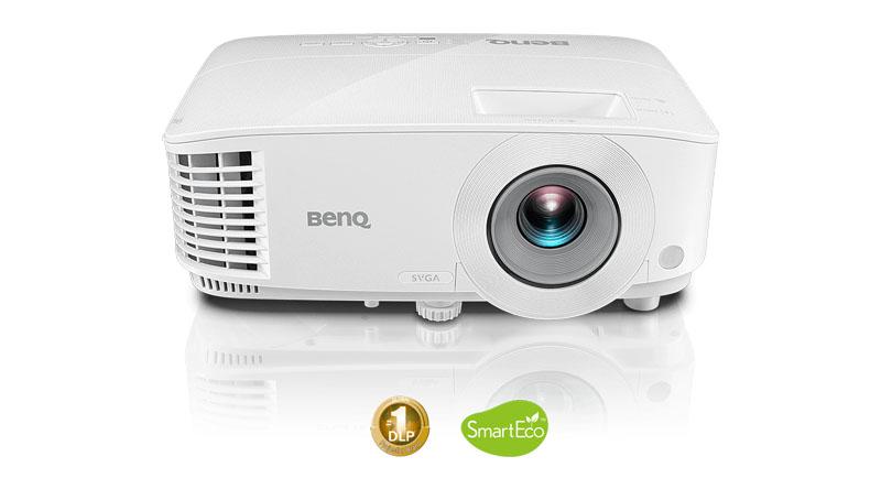 Máy chiếu BenQ MS550 thiết kế hiện đại, trẻ trung