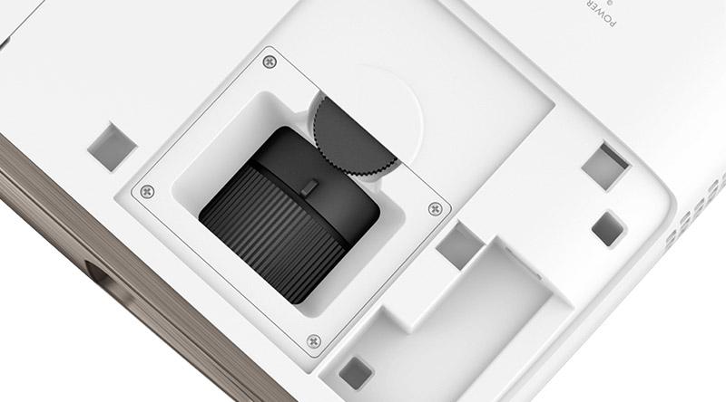 Máy chiếu BenQ W2700 vòng zoom