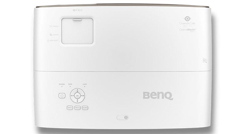Máy chiếu BenQ W2700 nút điều chính