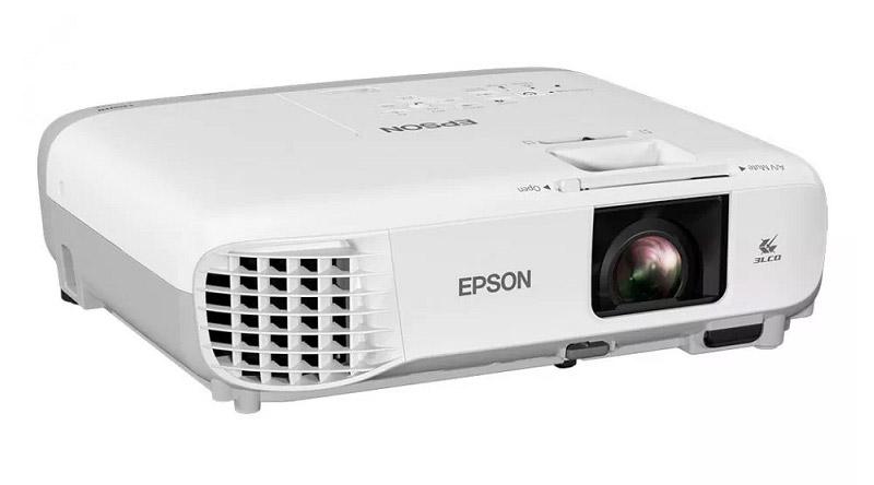 Máy chiếu Epson EB-X05 cho hình ảnh sắc nét, sống động