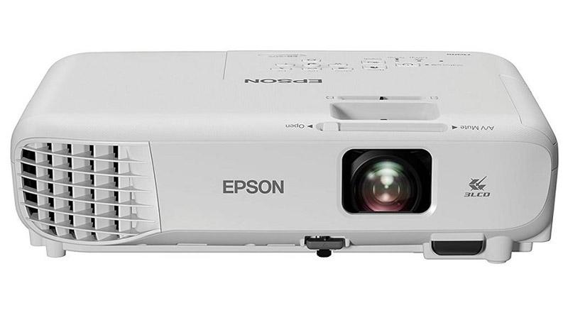 Máy chiếu Epson EB-X05 thiết kế hiện đại