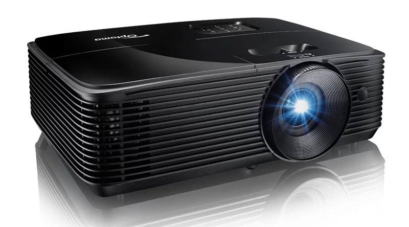 Máy chiếu Optoma SA500 cho hình ảnh sắc nét, chân thực