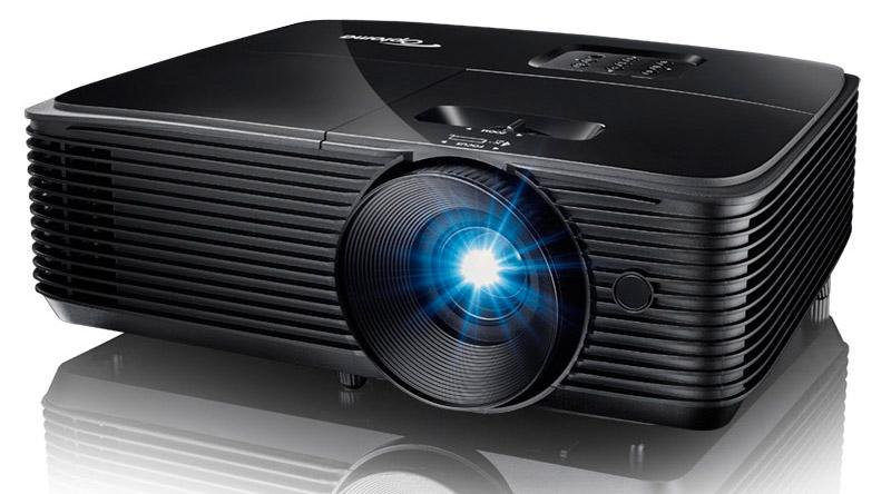 Máy chiếu Optoma SA510 nhỏ gọn, sang trọng