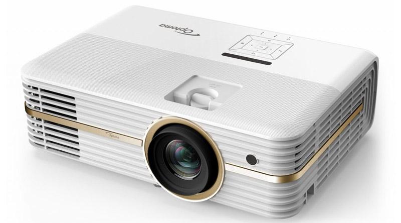 Máy chiếu Optoma UHD51A mang vóc dáng nhỏ gọn