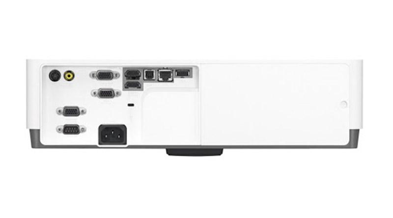 Máy chiếu Sony VPL-EX430 với hệ thống cổng kết nối đa dạng