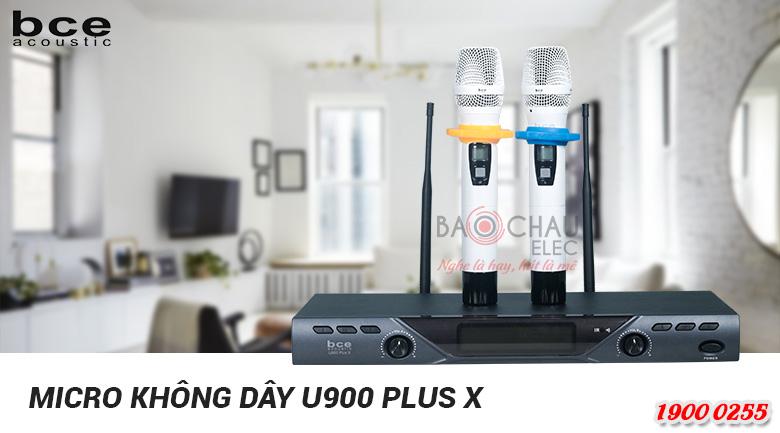 Micro không dây BCE U900 Plus X chính hãng, giá tốt