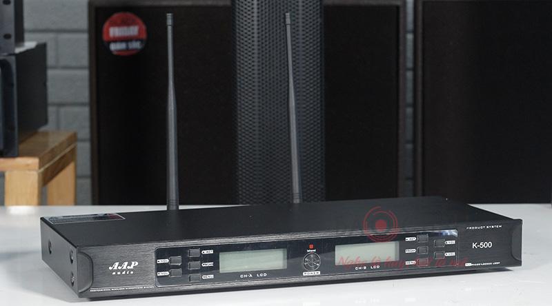 Đầu thu Micro không dây AAP-K500