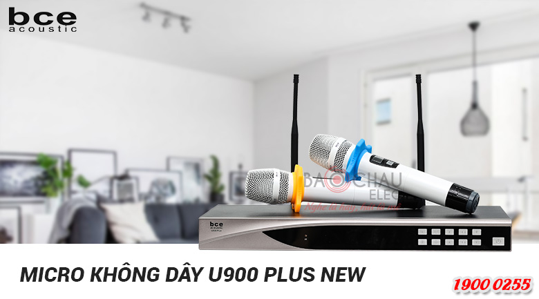 Micro BCE U900 Plus New chính hãng giá tốt