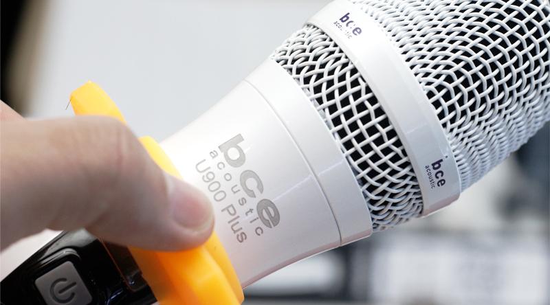 Tay Micro không dây U900 Plus New nhẹ, thon gọn