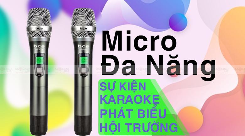 Micro không dây BCE U900 Plus X giá rẻ