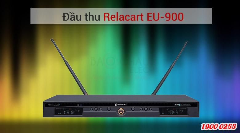 Micro không dâyRelacart EU- 900MHđầu thu nhỏ gọn