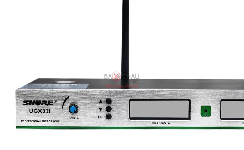 Micro không dây Shure UGX8 II giá rẻ nhất thị trường
