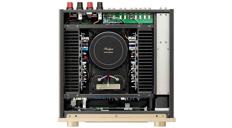 Power Amply Accuphase E-800 linh kiện hiện đại