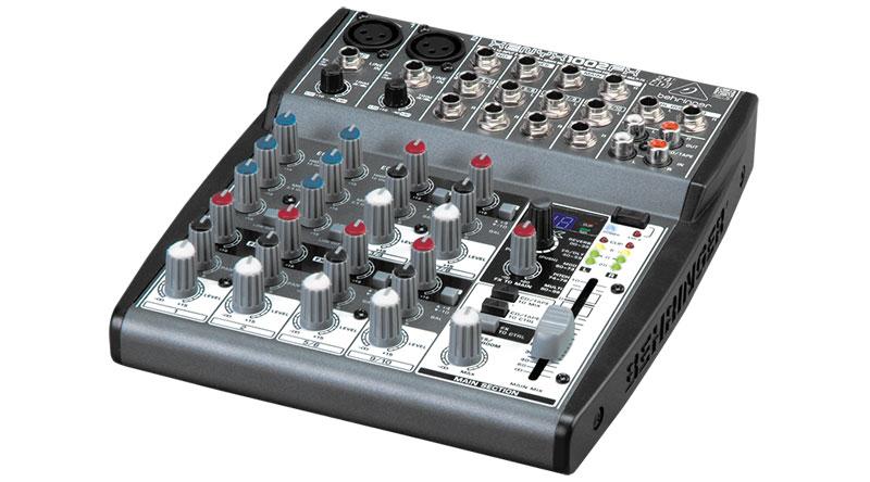 bàn mixer Behringer 1002FX