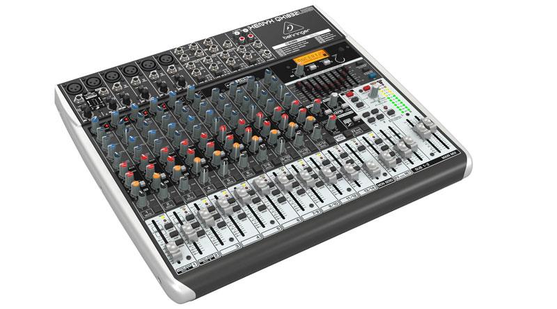 Bàn mixer Behringer QX1832USB chính hãng, giá tốt