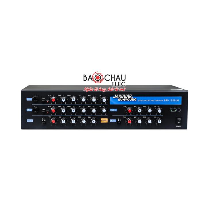 Mixer jarguar pro 1202km chính hãng, giá rẻ nhất thị trường