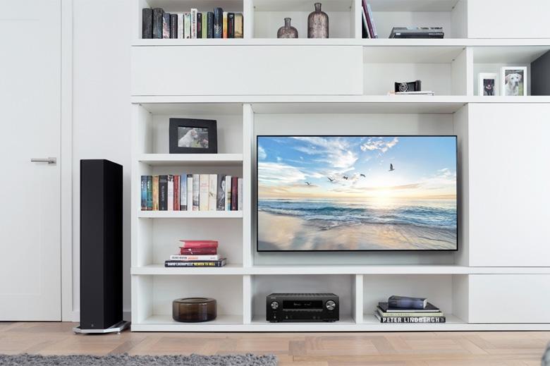 Amply Denon AVR-X1600H - amply xem phim 7.2 kênh