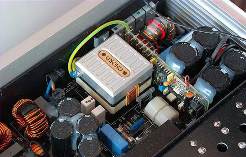 Power Amply Chord SPM 1200 MKII
