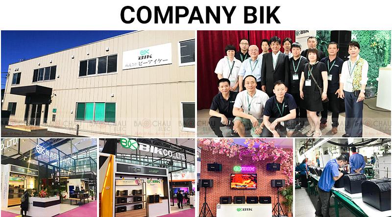 Giới thiệu công ty BIK