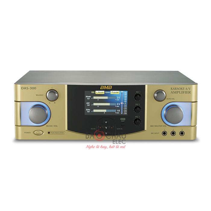 Ampli Karaoke BMB DAS-300