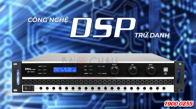 Đẩy liền vang BKSound DP3500 chính hãng giá tốt