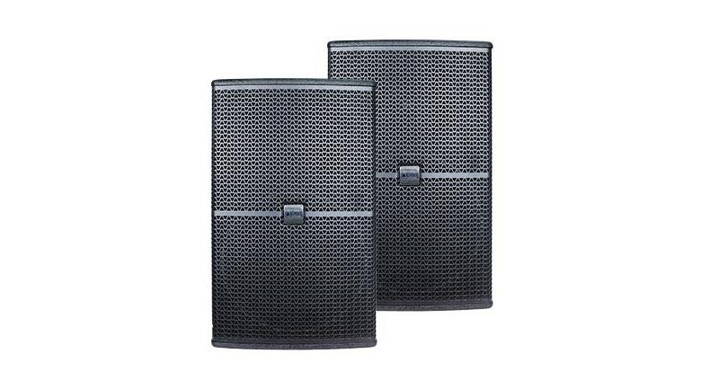 Loa karaoke Alto AK112 là hệ thống 2 loa, 2 đường tiếng, bass 30cm