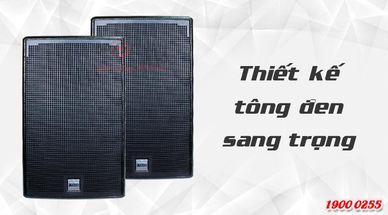 Loa karaoke Alto AT2000 thiết kế hiện đại