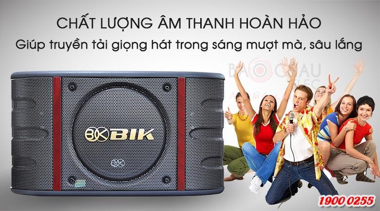 Loa karaoke BIK BS 998NV công suất mạnh mẽ