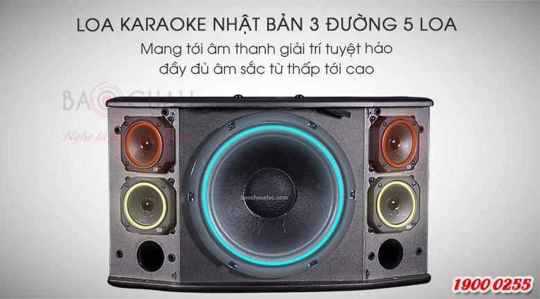 Loa karaoke BMB CSD-2000 (C) Like new hát cực hay