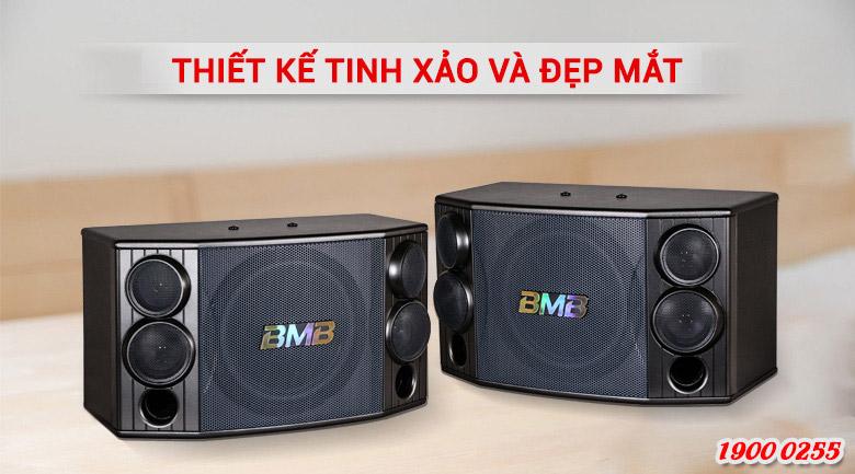 Loa karaoke BMB CSD 880C Like New thiết kế đẹp mắt