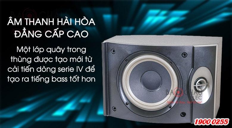 Loa karaoke Bose 301 series V hát karaoke, nghe nhạc cực hay