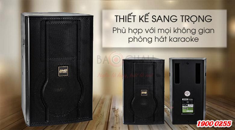 Loa karaoke BMB CSS 2012 (C) Like New