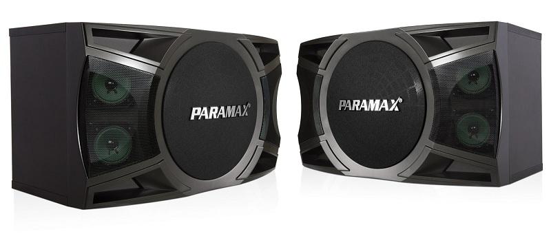 Loa karaoke Paramax P2000 New chuyên dụng cho nhu cầu hát karaoke và nghe nhạc