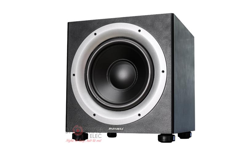 Loa sub điện Paramax 1000 New trang bị 1 củ bass 30cm