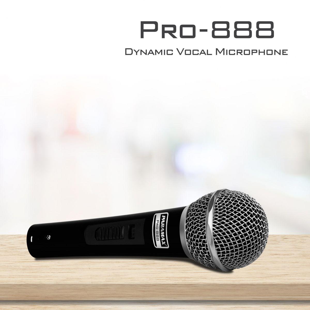 Micro có dây Paramax pro-888