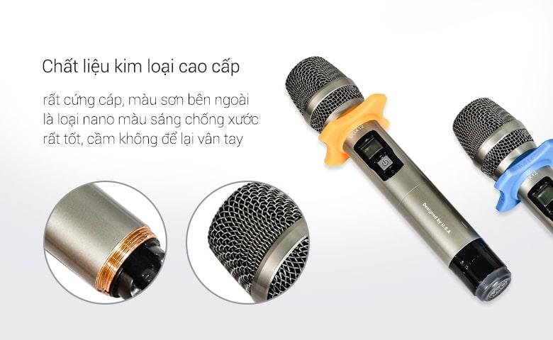 Micro không dây BCE UGX12 hát hay, giá tốt