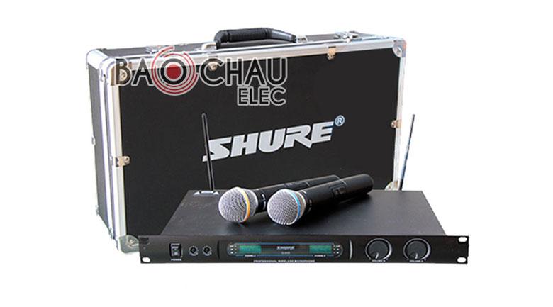 Micro không dây Shure U820