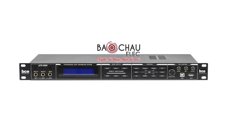 Vang số BCE APP-9000 hiệu chỉnh âm thanh chuyên nghiệp