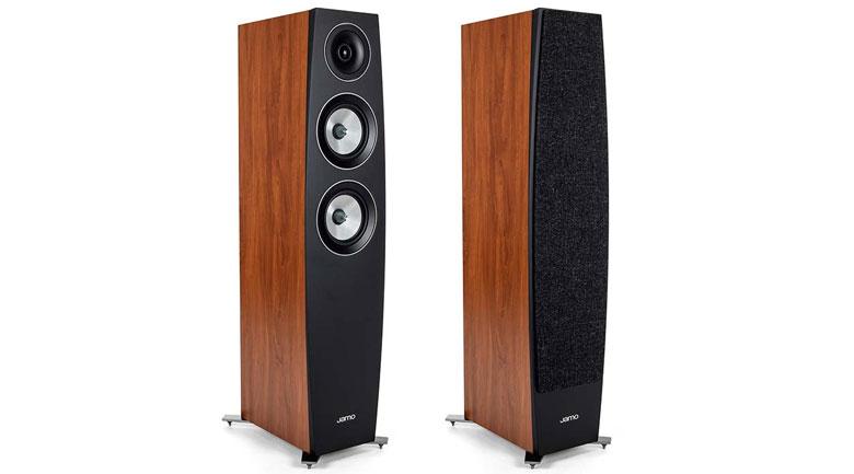 Loa nghe nhạc Jamo C95II hoạt động ở mức công suất 165W/330W dải tần hoạt động 32Hz – 24kHz cho âm thanh mạnh mẽ.