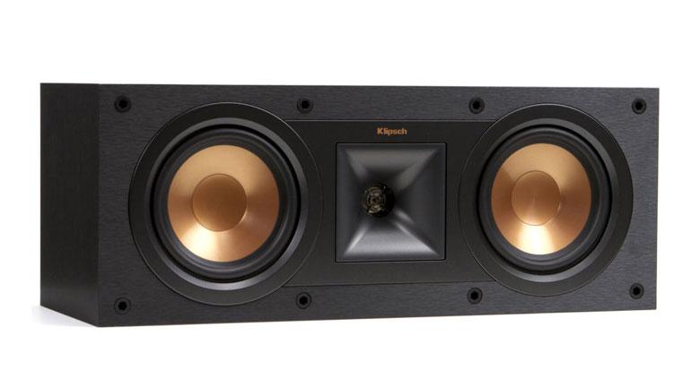 Loa nghe nhạc Klipsch R25C mang kiểu dáng thiết kế hiện đại và vô cùng mạnh mẽ
