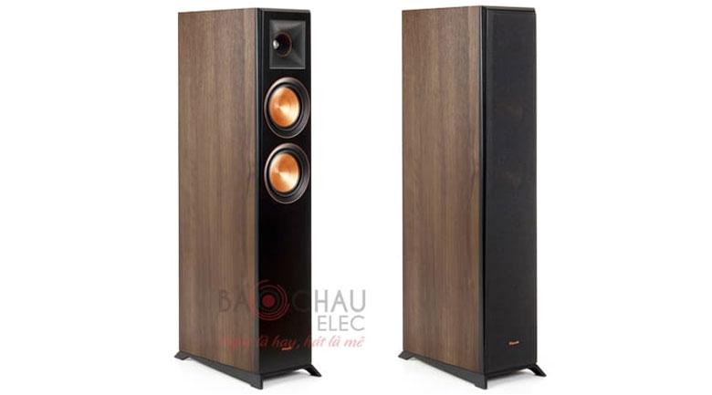 Loa nghe nhạc Klipsch RP-5000F cho âm thanh sống động, chân thực