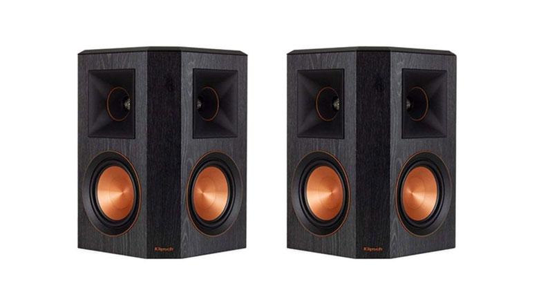 Loa Klipsch RP-502S tái tạo âm thanh tự nhiên
