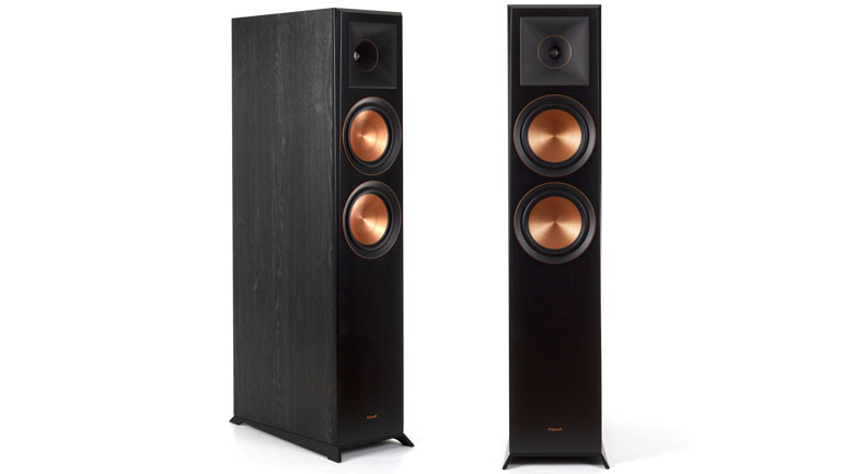 Loa nghe nhạc Klipsch RP-6000F công suất đạt 500W cho âm thanh mạnh mẽ cực đỉnh
