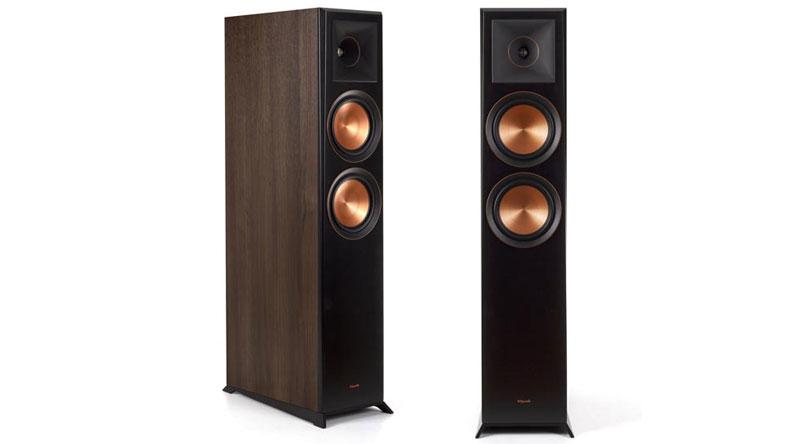 Loa nghe nhạc Klipsch RP-6000F là hệ thống 2 đường tiếng